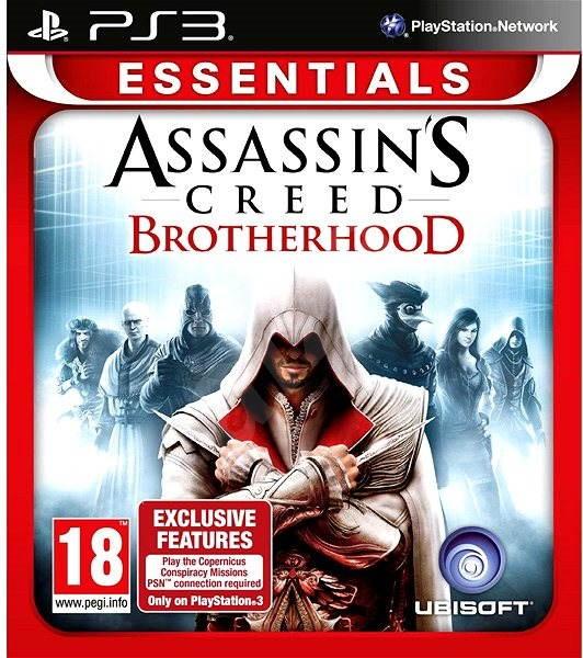 Assassins Creed: Brotherhood (Essentials Edition) - PS3 - Hra na konzolu