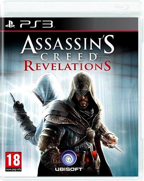 Assassin's Creed: Revelations - PS3 - Hra na konzolu