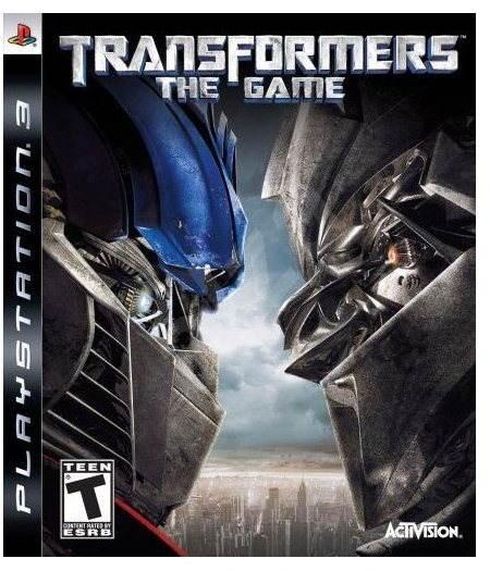 PS3 - Transformers: The Game - Hra pro konzoli