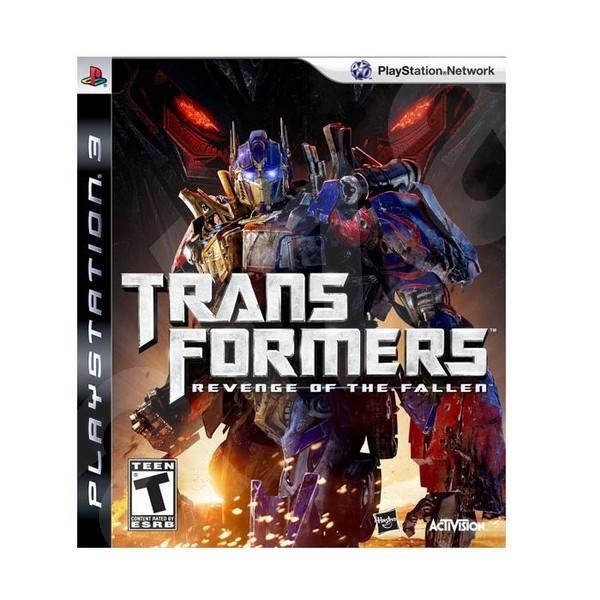 PS3 - Transformers: Revenge of the Fallen - Hra pro konzoli