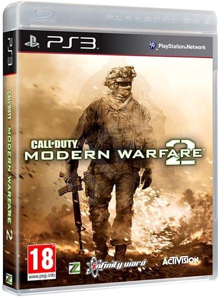 Call of Duty: Modern Warfare 2 - PS3 - Hra na konzolu