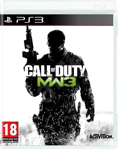 PS3 - Call of Duty: Modern Warfare 3 - Hra na konzolu