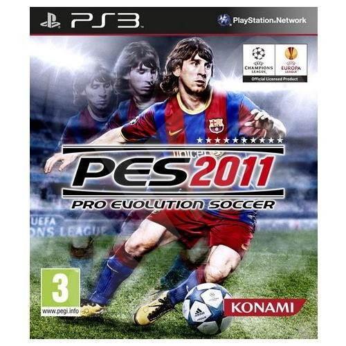 PS3 - Pro Evolution Soccer 2011 (PES 2011) - Hra pro konzoli