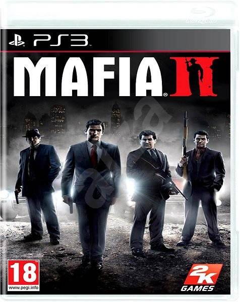 PS3 - Mafia II (Collectors Edition) - Hra na konzolu