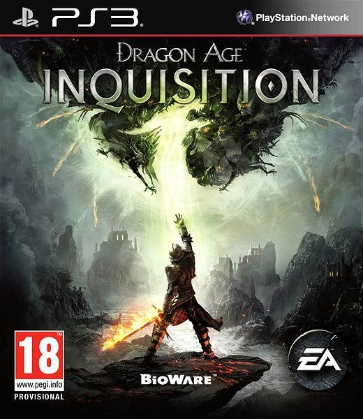 PS3 - Dragon Age 3: Inquisition - Hra na konzolu