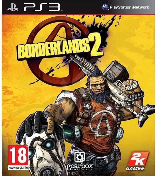 PS3 - Borderlands 2 (Game of the Year) - Hra na konzolu