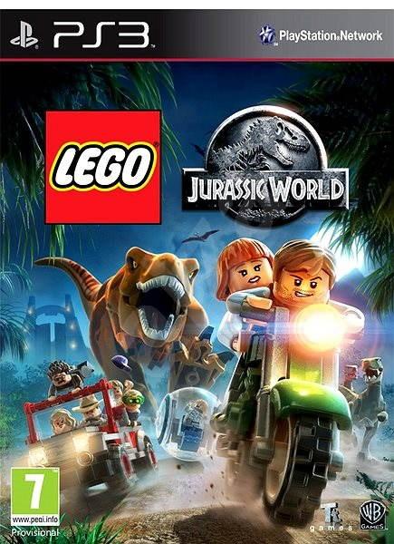 LEGO Jurrasic World - PS3 - Hra na konzolu