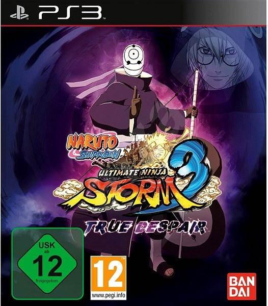 PS3 - Naruto Shippuden: Ultimate Ninja Storm 3 (True Despair Edition) - Hra na konzolu