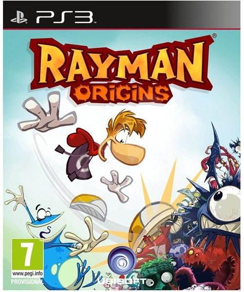 Rayman Origins - PS3 - Hra na konzolu