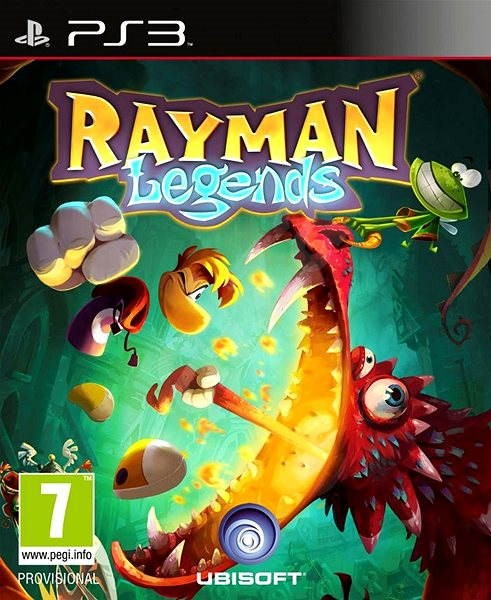 Rayman Legends - PS3 - Hra na konzolu