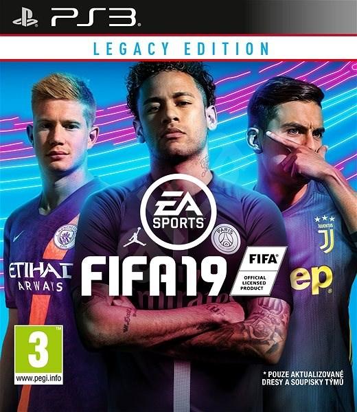 FIFA 19 - PS3 - Hra na konzolu