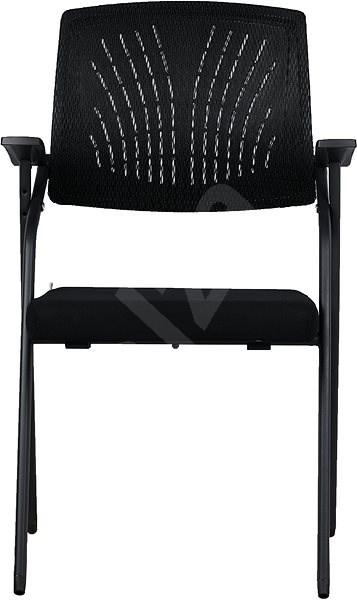 3f579231adff0 MOSH 9001 čierna 2 ks - Konferenčná stolička | Alza.sk