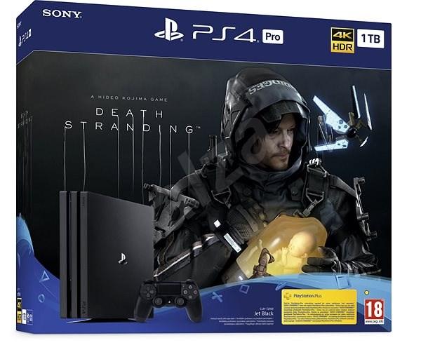 PlayStation 4 Pro 1TB + Death Stranding - Herná konzola