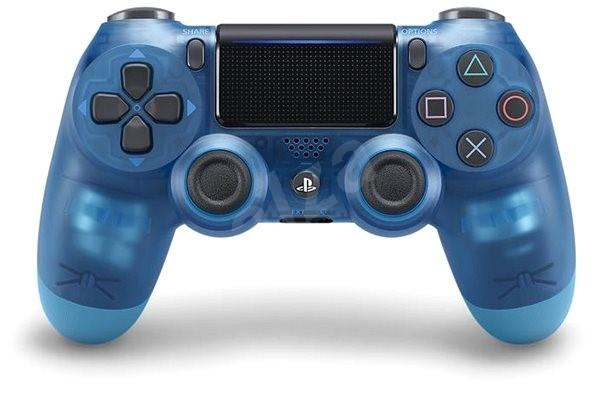 Sony PS4 Dualshock 4 V2 - Crystal Blue - Gamepad