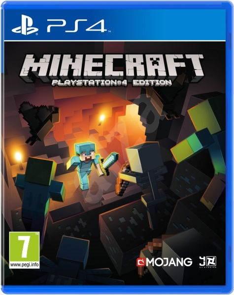 Minecraft - PS4 - Hra na konzolu