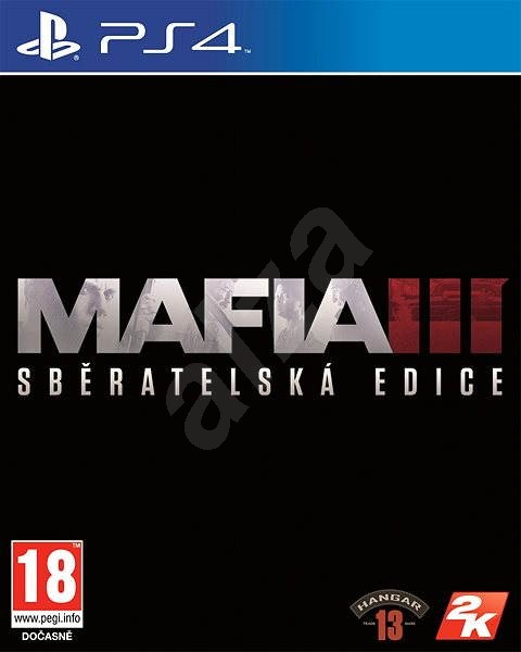 PS4 - Mafia III - Collectors Edition - Hra na konzolu