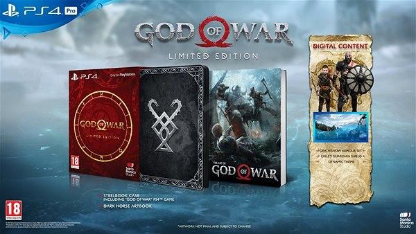God Of War Limited Edition - PS4 - Hra na konzolu  4b36ee0e67d