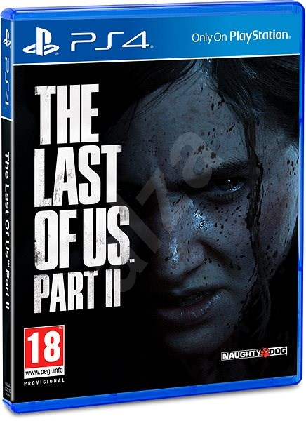 The Last of Us Part II - PS4 - Hra na konzolu