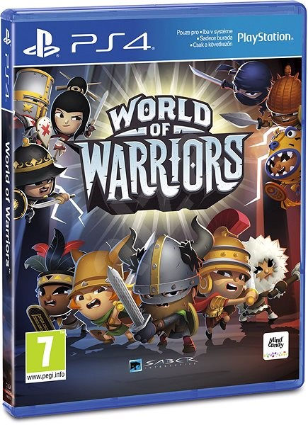 World of Warriors - PS4 - Hra na konzolu