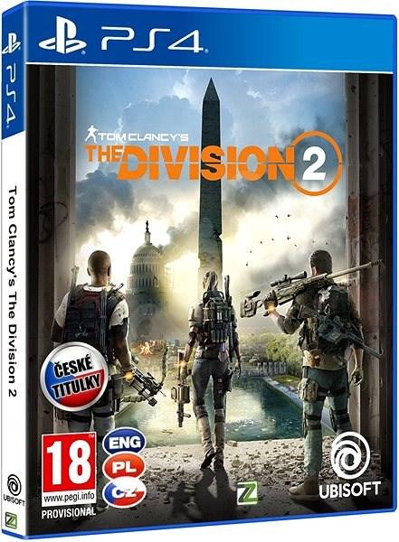 Tom Clancys The Division 2 - PS4 - Hra na konzolu