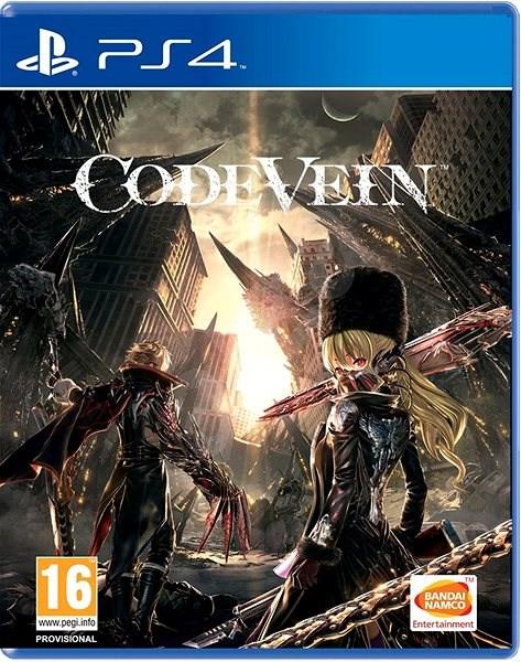 Code Vein – PS4 - Hra na konzolu