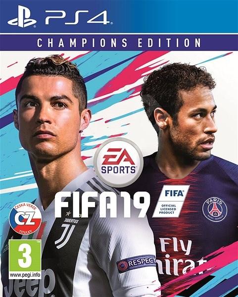bac47e635351b Fifa 19 Champions Edition – PS4 - Hra na konzolu | Alza.sk