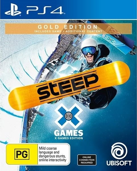 587e0ed21 Steep X Games Gold Edition – PS4 - Hra na konzolu | Alza.sk