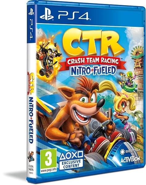 3e09ed32f9fd3 Crash Team Racing Nitro-Fueled – PS4 - Hra na konzolu | Alza.sk