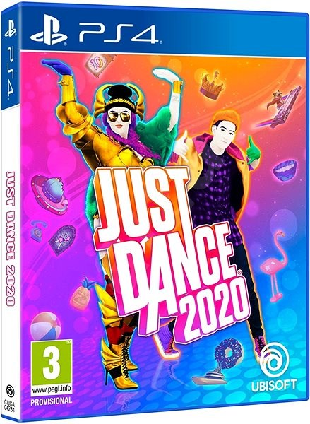 Just Dance 2020 – PS4 - Hra na konzolu