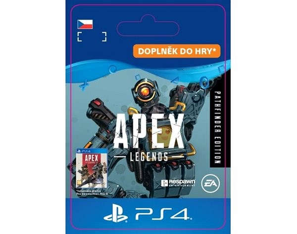 Apex Legends – Pathfinder Edition – PS4 CZ Digital - Herný doplnok