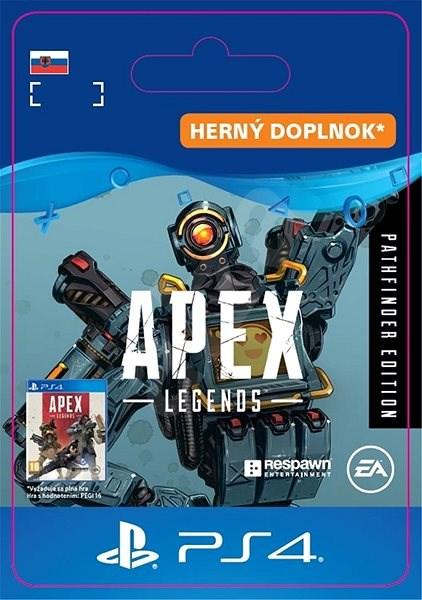 Apex Legends – Pathfinder Edition – PS4 SK Digital - Herný doplnok