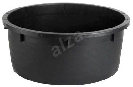 Stefanplast Nádoba na vodu 130 l, pr. 80 cm, v. 34 cm, čierna - Nádoba