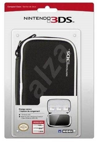Nintendo 3DS Compact Pouch Black - Puzdro