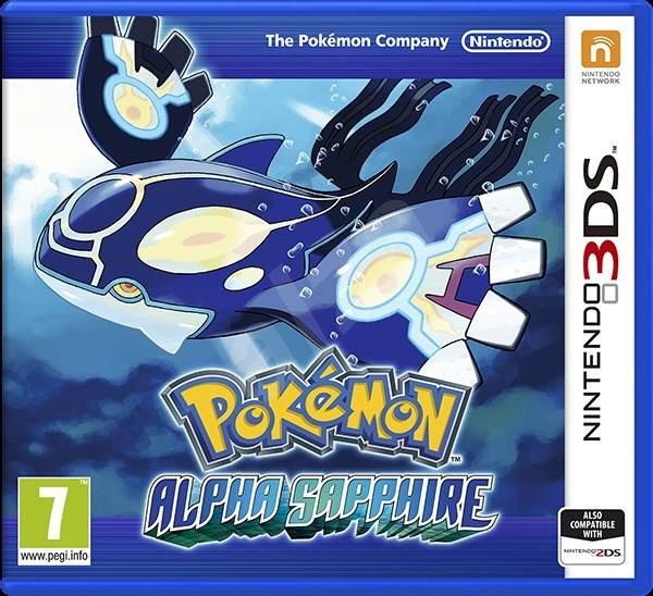 Pokémon Alpha Sapphire - Nintendo 3DS - Hra na konzolu