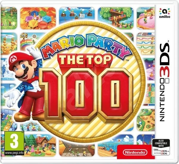 6af6aeb14 Mario Party: The Top 100 – Nintendo 3DS - Hra na konzolu | Alza.sk