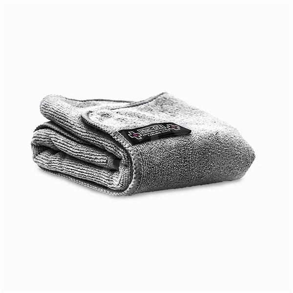 Muc-Off Premium Microfibre Polishing Cloth - Utierka
