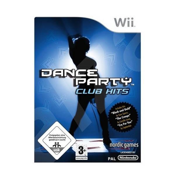 Nintendo Wii - Dance Party: Club Hits - Hra na konzolu