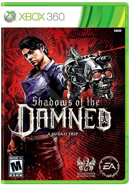 Xbox 360 - Shadows Of The Damned - Hra na konzolu