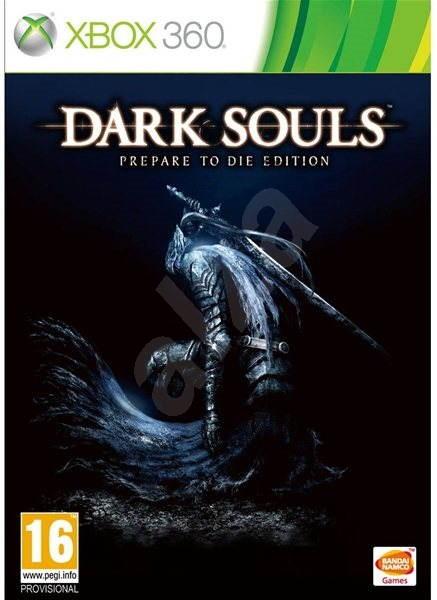 Xbox 360 - Dark Souls (Prepare to Die Edition) - Hra na konzolu