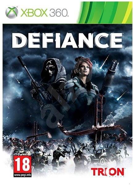 Xbox 360 - Defiance - Hra na konzolu