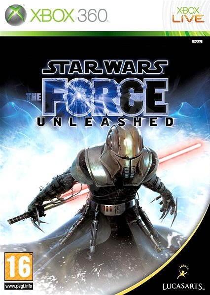 Xbox 360 - Star Wars: The Force Unleashed Sith Edition - Hra na konzolu
