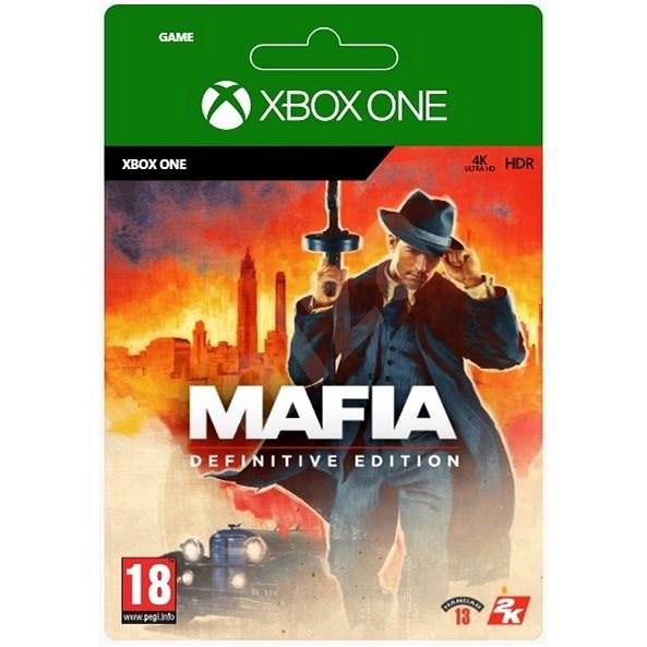 Mafia Definitive Edition – Xbox One Digital - Hra na konzolu