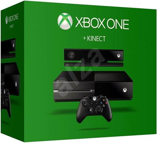 4ba337ac3 Microsoft Xbox ONE so senzorom Kinect - Herná konzola   Alza.sk