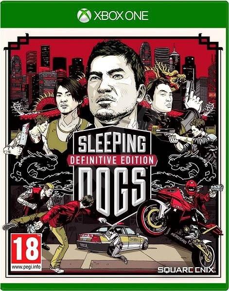 Xbox One - Sleeping Dogs Definitive Edition - Hra na konzolu