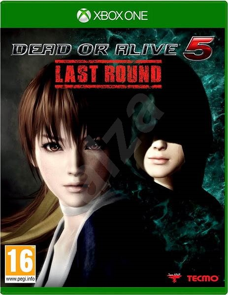 Xbox One - Dead or Alive 5: Last Round - Hra na konzolu