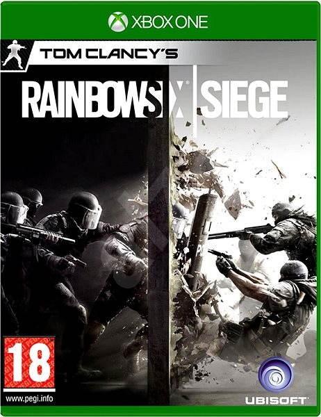 Xbox One - Tom Clancys: Rainbow Six: Siege - Hra na konzolu