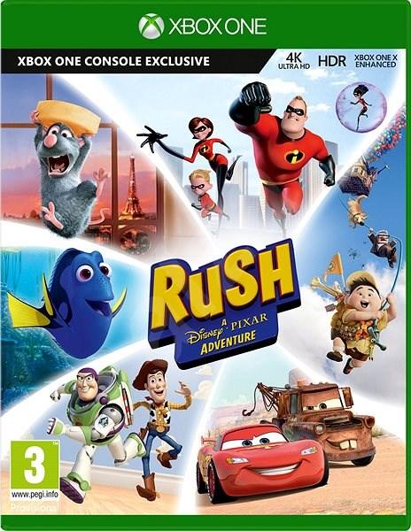 Rush: A Disney Pixar Adventure - Xbox One - Hra na konzolu
