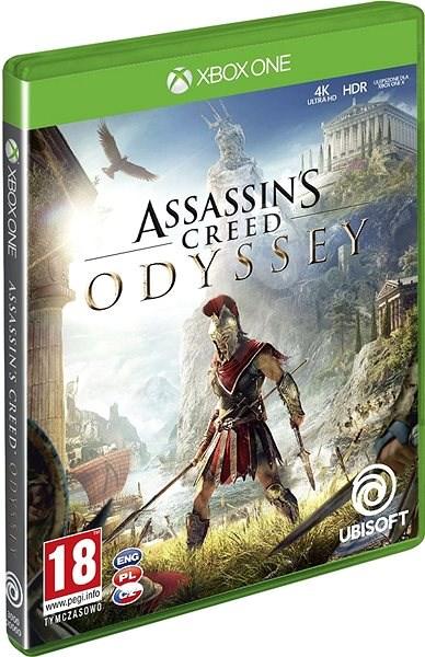 Assassin's Creed Odyssey – Xbox One - Hra na konzolu