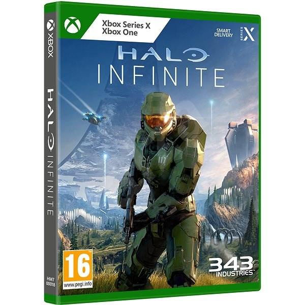 Halo Infinite – Xbox One - Hra na konzolu