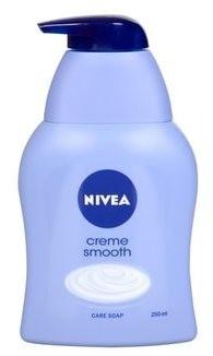 NIVEA Creme Smooth Tekuté mydlo 250ml - Tekuté mydlo